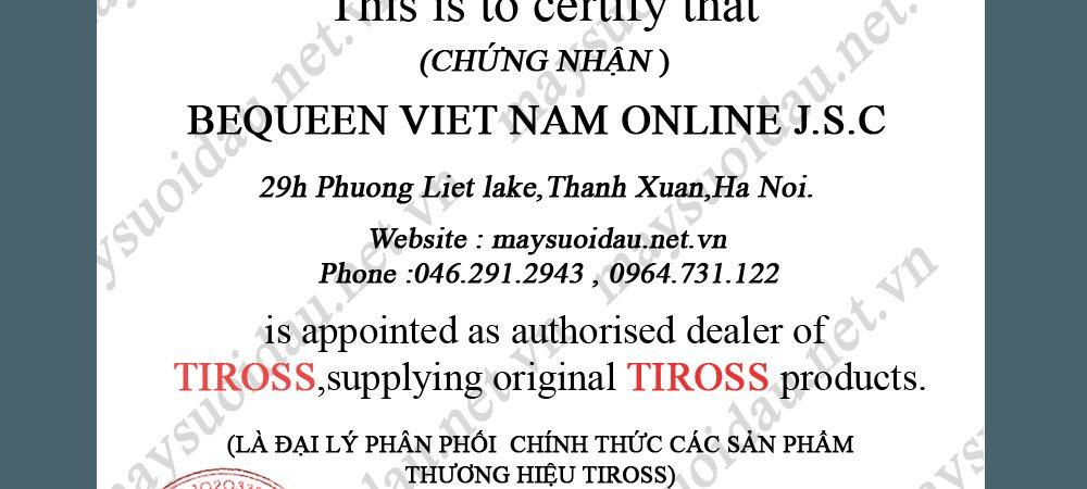 Beqeen Việt Nam cung cấp Máy sưởi dầu chính hãng