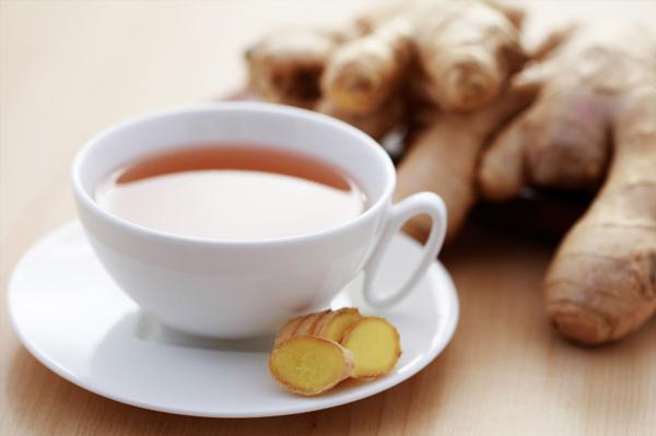 Cách pha trà gừng giải cảm cho những ngày đông