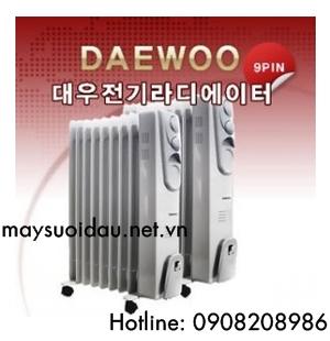 Có nên chọn Máy sưởi dầu Daewoo