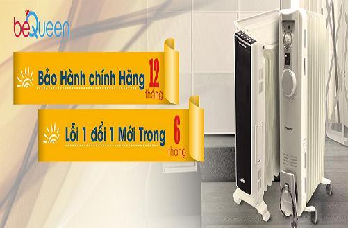 Cách sử dụng máy sưởi dầu đúng cách và an toàn