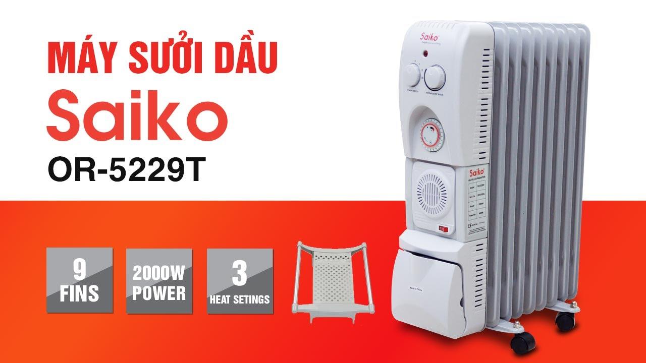 Turbo Heater (Làm ấm nhanh) của máy sưởi dầu